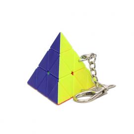 Cubos Rubik Llavero Pyraminx Colored