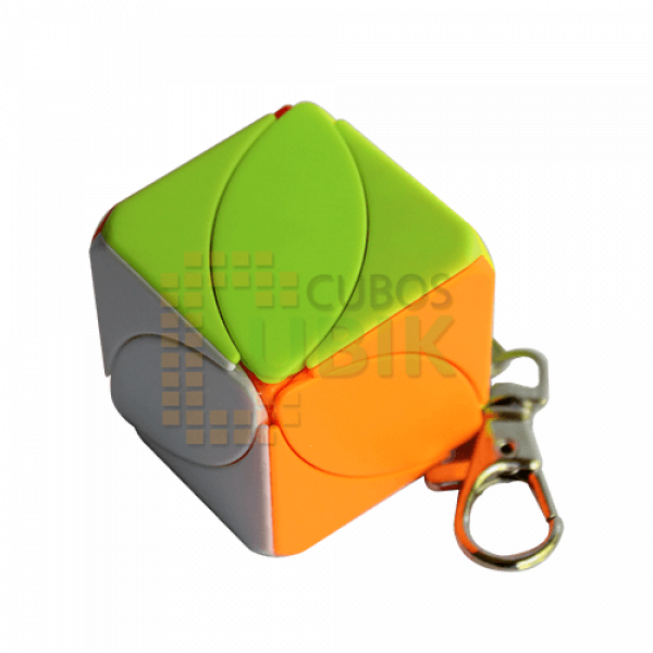 Cubos Rubik Llavero Ivy Colored