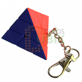 Cubos Rubik Llavero Pyraminx Colored