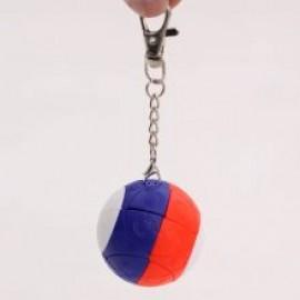 Cubos Rubik Llavero Football 3 Colores