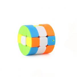 Cubos Rubik Llavero Column 3x3 Colored
