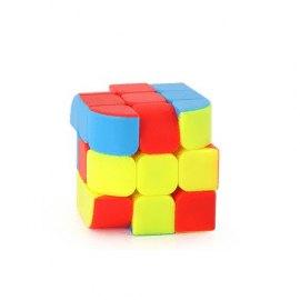 Cubos Rubik Llavero Penrose Colored