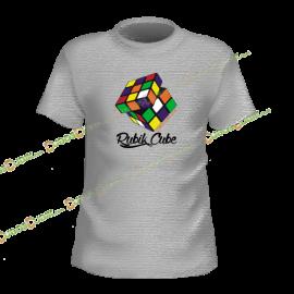 Playera Cubos Cubik Diseño Rubik Clásico