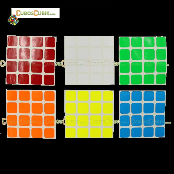 Set Stickers 4x4 Estandar