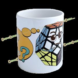 Cubos Rubik Taza Diseños Especiales