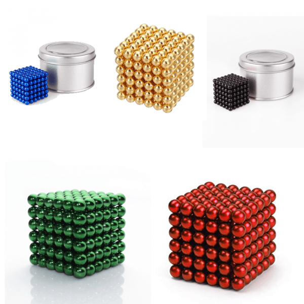Cubos Rubik Neo Cube 6x6 de Colores
