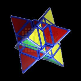 Cubos Rubik Calvin's Troy 3D Star Azul