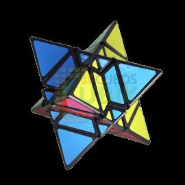 Cubos Rubik Calvin's Troy 3D Star Negro