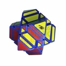 Cubos Rubik Calvin's Troy 3D Star Truncated Azul