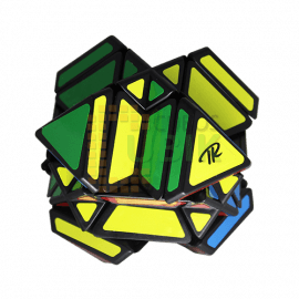 Cubos Rubik Calvin's Troy 3D Star Truncated Negro