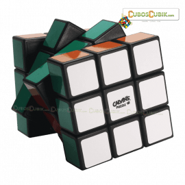 Cubos Rubik Calvin's 3x3x4 Negro
