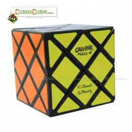 Cubos Rubik Calvin's Lattice Negro