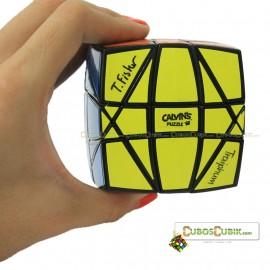Cubos Rubik Calvin's Pillow Hexaminx Negro