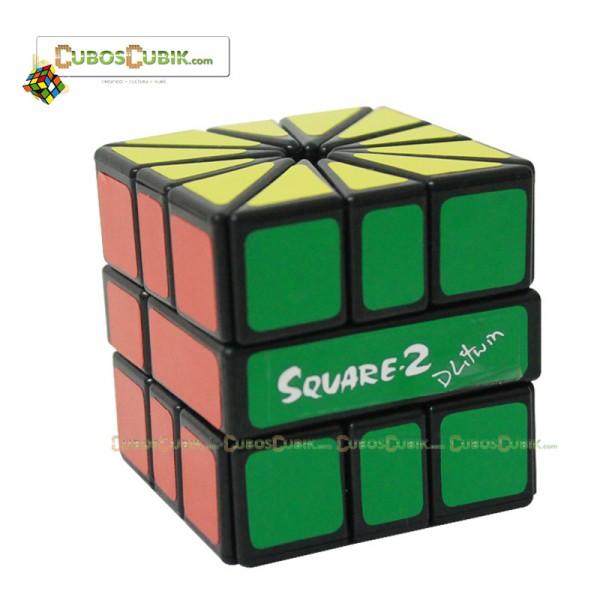 Cubos Rubik Calvin's Square 2 Negro