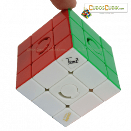 Cubos Rubik Calvin's Constrained Mix 1 (180 & 270) Colored