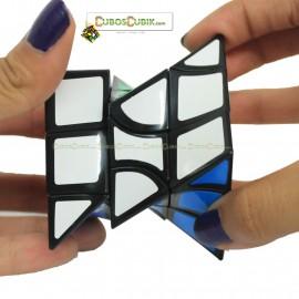 Cubos Rubik Calvin's Eitan´s Twist 3x3 Negro