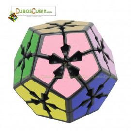 Cubos Rubik FlowerMinx Negro Mefferts