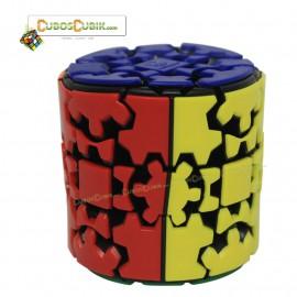 Cubos Rubik Gear Barrel Negro Mefferts