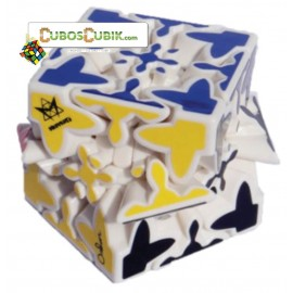 Cubos Rubik Gear MixUp 3x3 Blanco Mefferts