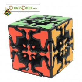 Cubos Rubik Gear MixUp 3x3 Negro Mefferts