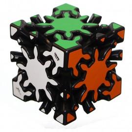 Cubos Rubik Calvins Gear Skewb Negro
