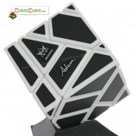 Cubos Rubik Mefferts Ghost Blanca Negro