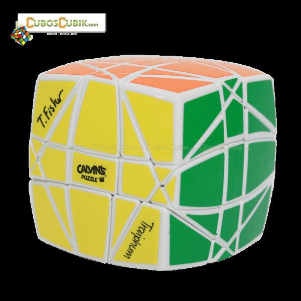 Cubos Rubik Calvin's Pillow Hexaminx Blanco