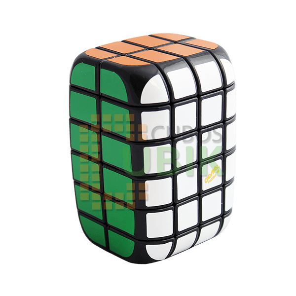 Cubos Rubik Calvin's 2x4x6 Hunter Pillow Negro