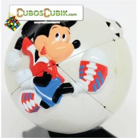 Cubos Rubik Skewb Ball Mickey´s Soccer Calvins