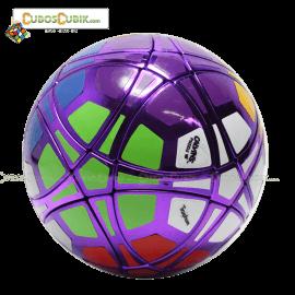 Cubos Rubik MegaMinx Ball 12 Colores Satinado Morado Calvins