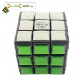 Cubos Rubik Mefferts Oskar's Treasure 3x3 Negro