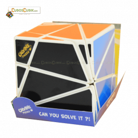 Cubos Rubik Calvin's Pitcher Insanity Base Blanco