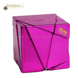 Cubos Rubik Calvin's Pitcher Insanity Satinado Rosa
