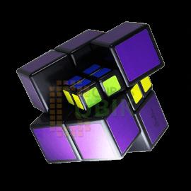 Cubos Rubik Pocket 4 Colores Morado Mefferts