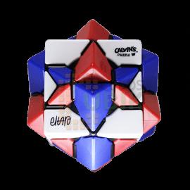 Cubos Rubik Calvin's Eitan´s Tri Cube Azul