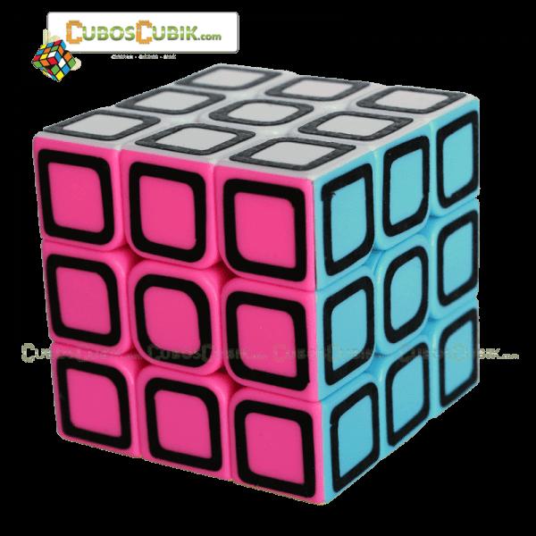 Cubo Rubik Edicion Cubik Cobra Brick Pink