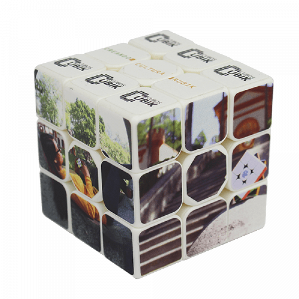 Cubos Rubik 3x3 Personalizado 6 Caras