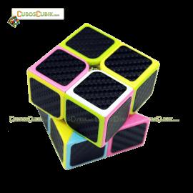 Cubos Rubik 2x2 Edición Cubik Cobra Pink