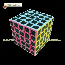 Cubos Rubik 5x5 Edición Cubik Cobra Pink