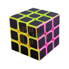 Cubos Rubik Edicion Cubik Cobra 3x3 Pink