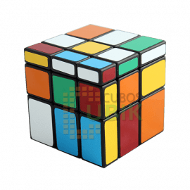 Cubos Rubik Cubik Mirror Camaleon Negro