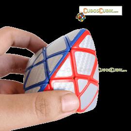 Cubos Rubik Shengshou Mastermorphix Cobra Plata