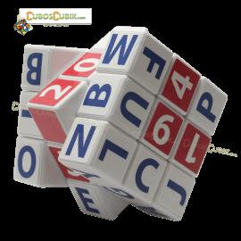 Cubos Rubik 3x3 Calendario