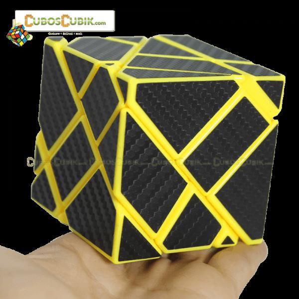 Cubos Rubik FangCun Ghost Cobra Base Amarilla