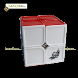Cubos Rubik Cyclone Boys FeiHu 2x2 Ridges