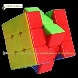 Cubos Rubik Cyclone Boys 3x3 Feichi Colored