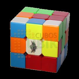 Cubos Rubik Cyclone Boys 3x3 Colored Poly Bag