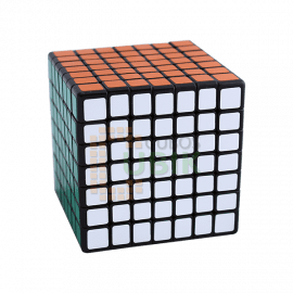 Cubos Rubik ShengShou 7x7 LingLong 69mm Base Negra