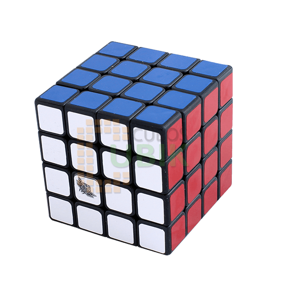 Cubos Rubik Cyclone Boys 4x4 Speed G4 Negro