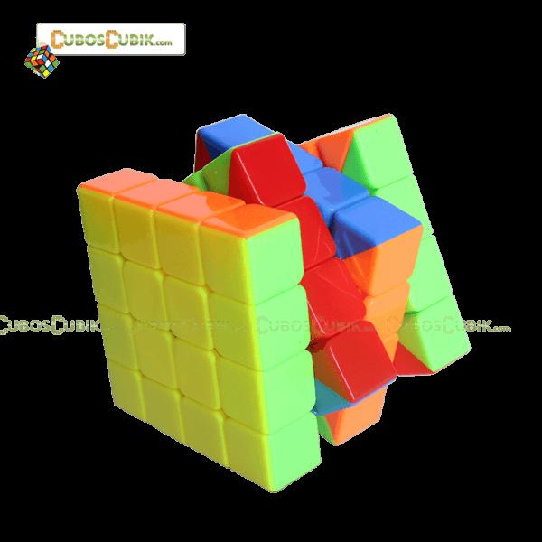 Cubos Rubik Cyclone Boys 4x4 Mini Feiteng Colored